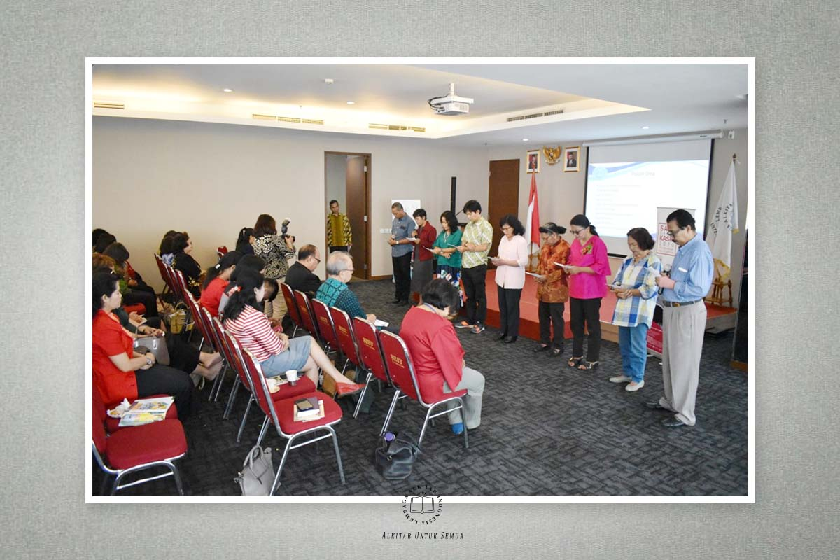 Ibadah Syukur dan Soft Launching SDK 2020