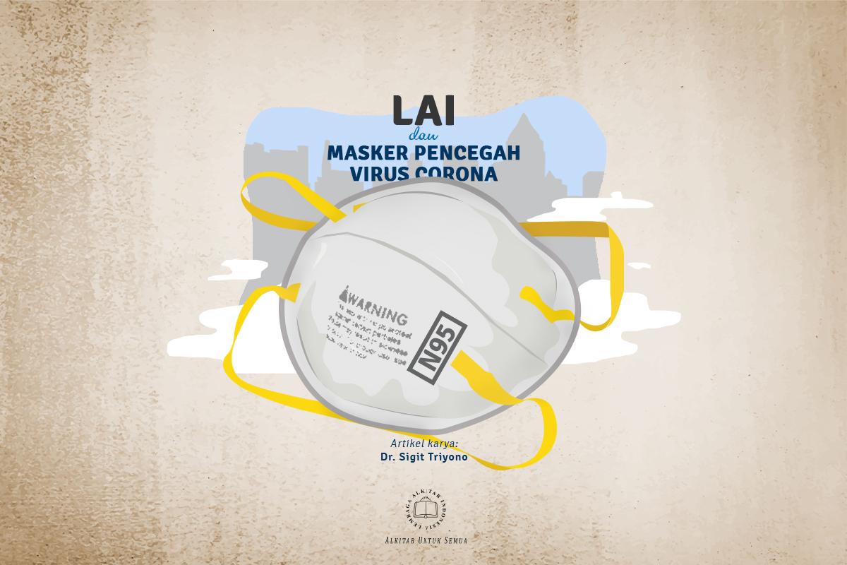 LAI dan Masker Pencegah Virus Corona
