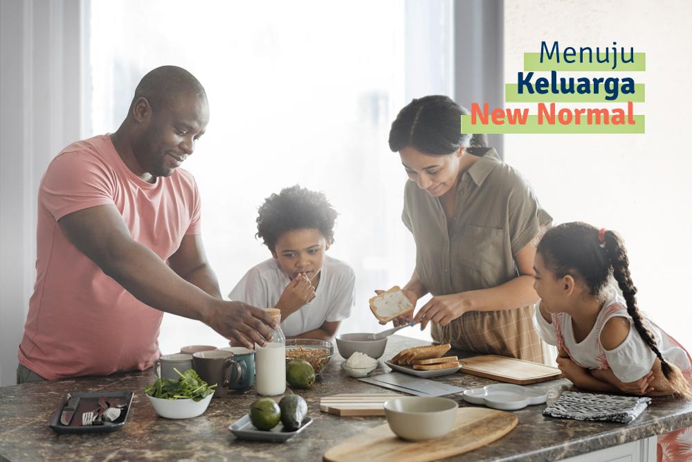 Menuju Keluarga New Normal