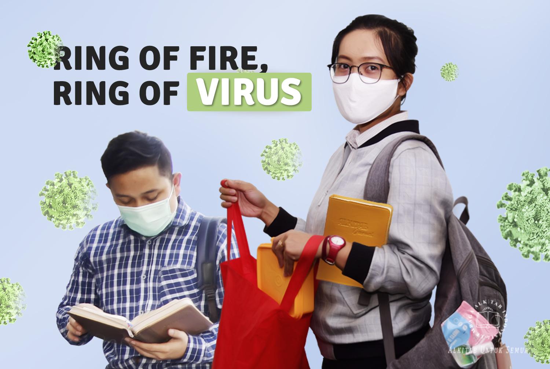 Ring of Fire, Ring of Virus