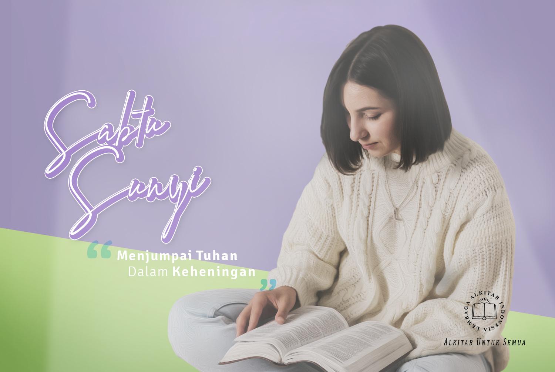 Menjumpai Tuhan Dalam Keheningan