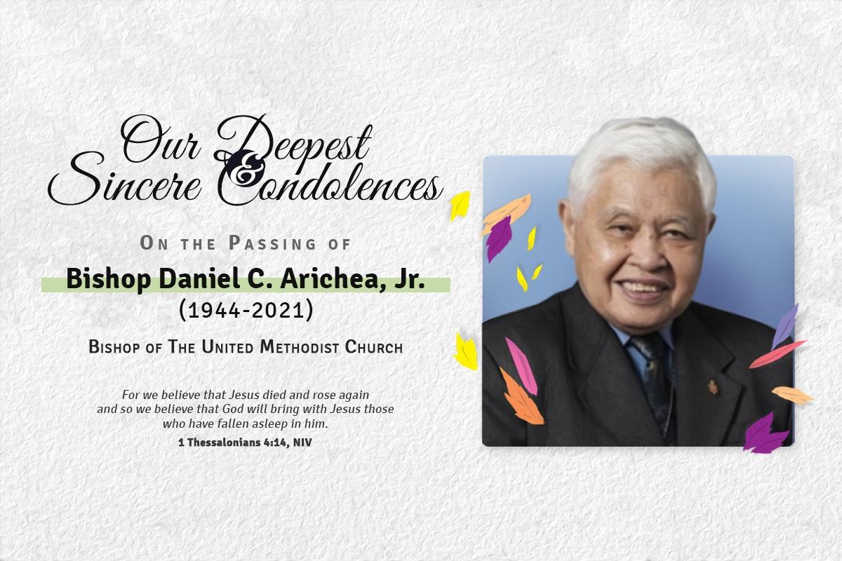 Uskup Dr. Daniel C. Arichea, Jr: Bapak Alkitab BIS