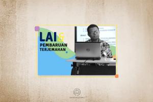 LAI dan Pembaruan Terjemahan