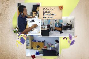 LAI Perwakilan Makassar ketika Covid 19