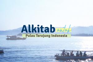 Alkitab untuk Pulau Terujung Indonesia