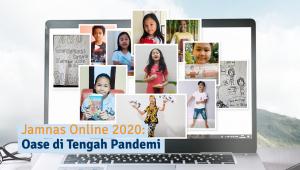 Jamnas Online 2020: Oase di Tengah Pandemi