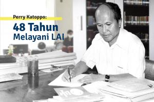Perry Katoppo: 48 Tahun Melayani di LAI