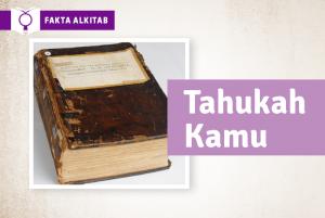 Alkitab Terjemahan Leijdecker