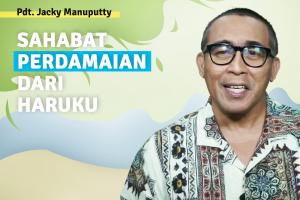 Pdt. Jacky Manuputty:  Sahabat Perdamaian dari Haruku