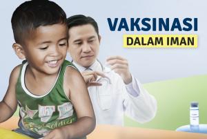 Vaksinasi dalam Iman