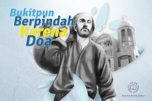 BUKITPUN BERPINDAH KARENA DOA