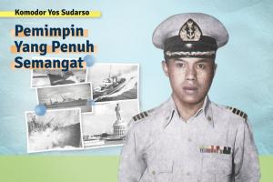Komodor Yos Sudarso: Pemimpin yang Penuh Semangat