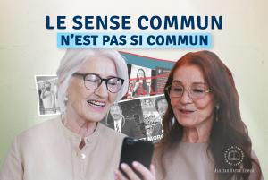 Le Sense Commun N'est Pas Si Commun