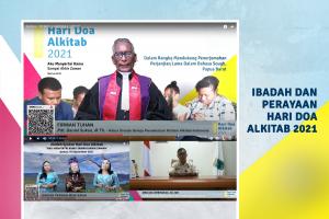 Ibadah dan Perayaan Hari Doa Alkitab 2021
