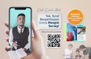 Survei Kepuasan Pembaca Warta Sumber Hidup - Digital