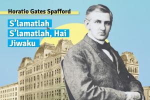 Horatio Gates Spafford: S'lamatlah, S'lamatlah Hai Jiwaku.
